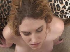 Shy amateur girl porn casting video