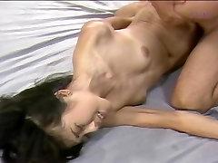 Sexy Petite Asian fucked hard - Pompie