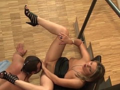Wife Dominating Her Husband With BDSM Sex Toys
