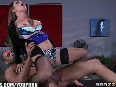 Brazzers - Hot office sex with Bunny