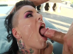Christy Mack anal scene compil