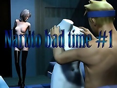 Naruto Bad Time - Fabulous 3D hentai porn world