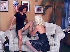 2 Mature Ladies - lick, finger, and fuck