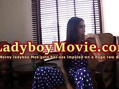 Thai Ladyboy Mos Anal Bareback