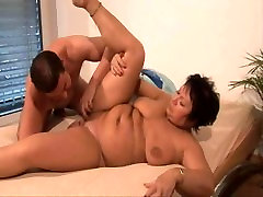 sexy BBW mature women fuck with friend