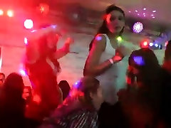 Frisky teens get totally fierce and undressed at hardcore pa
