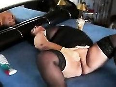 Kum from 1fuckdatecom - German mature masturbation
