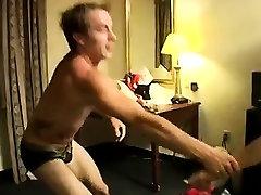 Free new arab gay porn Kelly & Grant - Undie Wrestle