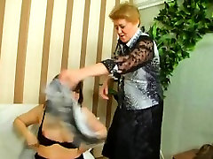 Russians mature moms and strapon a Bula from onmilfcom