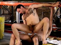 Cute small boys and old mans gay sexs Riley is prepped for m