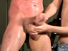 Young gay porn in school uniform Big dicked man Jake is well