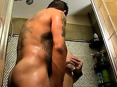 School boys who are hairy gay porn Collin exposes the cuffs