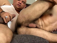 Young uncut amateur barebacked by mature