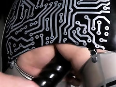 gentle BDSM action with fetish babes
