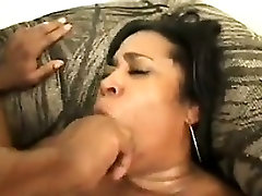 Chubby Ebony Chick Wanting Some Cock