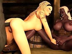 Dark Cargo - Fabulous 3D hentai porn collection
