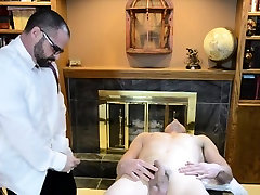 Mormon bear masturbates