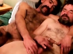 Straight mature bears bareback anal