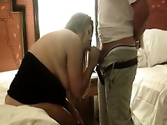 Swinger Bbw enjoy the cock in the hotel