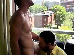 Gay movie of With Ryan Russells large cut man-meat draping