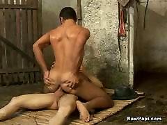 Hot Latin Studs Ass Fucking