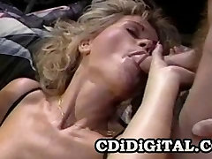 Kimberly Kane - Retro Pornstar Double Penetration Scene