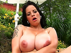 Young Chubby with Big Boobs