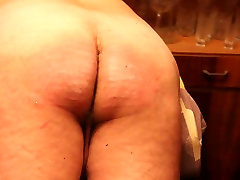 Russian gay amateur spanking