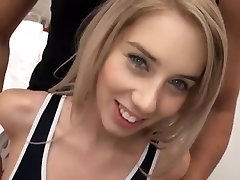 AMWF Nesty interracial with Asian guy
