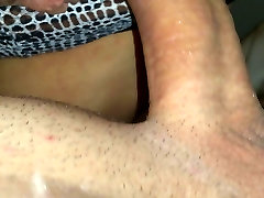Pounding my wife&039;s wet pussy up close