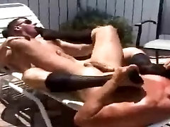 Sexy Men Horny Black Socks Mix Part 1