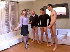 Mature anal elle crie je jouie !!! French amateur