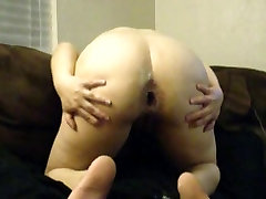 White girl takes huge black cock in the ass