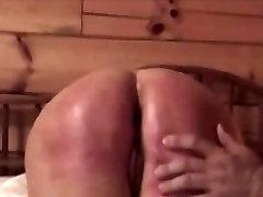 Housewife&039;s spanking orgasm