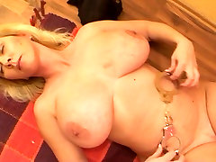My fave big tit mature blonde 6